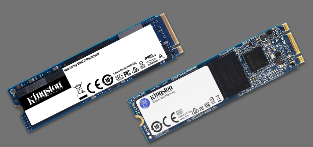 Kingston: Diferencias entre SSD / NVMe y SATA